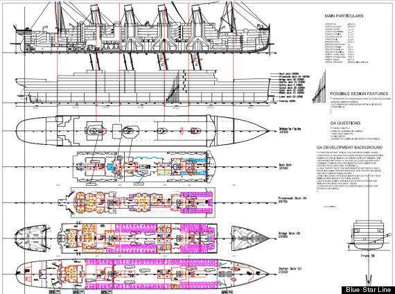 Titanic II: Australian Billionaire Clive Palmer Releases Plans For New