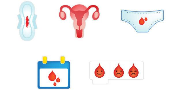 A Period Emoji Would Help Normalise