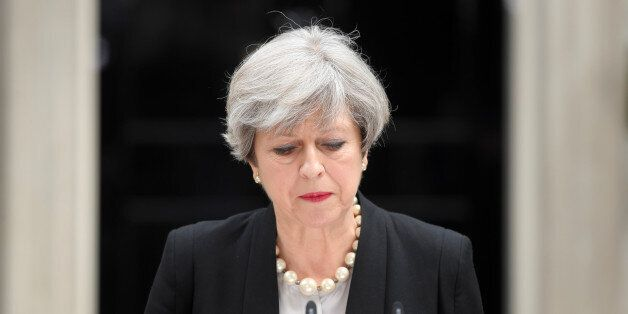 Don't Let The Media And The Tories Fool You - Theresa May Is Anything But Strong And