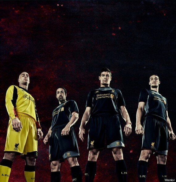 Liverpool's New Away Kit Pays Tribute To Club's 'Maritime Roots'