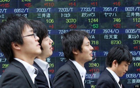 Global Stock Markets See Short-Lived Gains Following Spanish