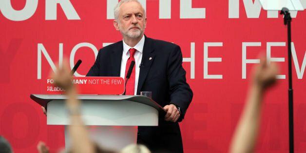 Jeremy Corbyn, The Time Is