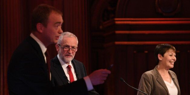 The Best Thing Jeremy Corbyn Did In The BBC Debate Was Turn