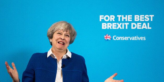 Debate: Theresa May Doesn't Respect Or Trust the