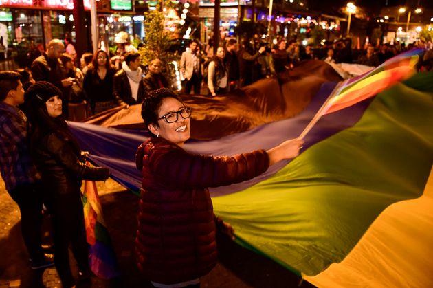 エクアドルで、同性婚が合法化へ。「全ての人は平等だ」と憲法裁判所が判断