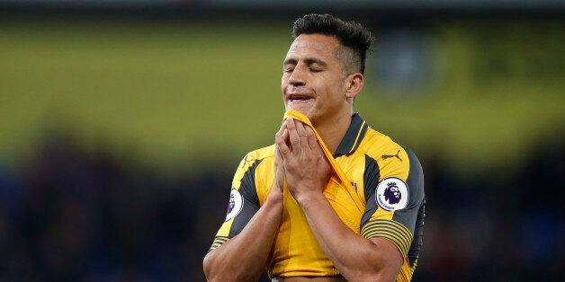 Arsene Wenger Reaches Arsenal Nadir At Crystal Palace As Future Grows Increasingly