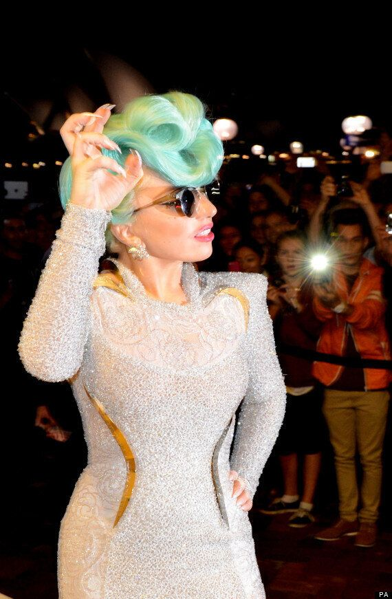 Madonna Takes Another Gaga Swing - So Did Born This Way Copy Express Yourself? Listen And