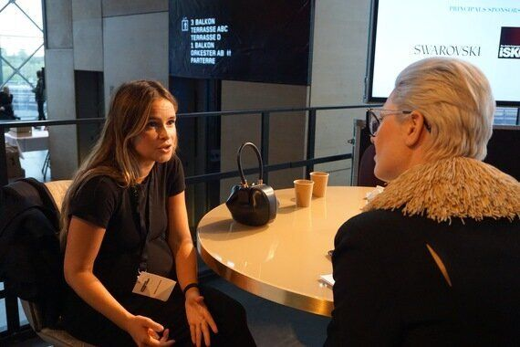 Mira Duma's Fashion Tech Lab Puts Innovation And Sustainability Front And