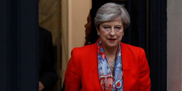 Maybot Malfunction: The PM's Hubristic Decision To Call A Snap Election Has Failed