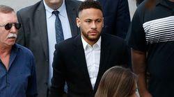 Accusé de viol, Neymar se dit