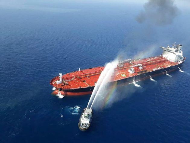 Attaques contre des pétroliers: l'Iran rejette toute