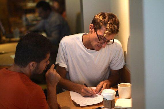 Meet The Refugees Taking On The UK's Language Skills