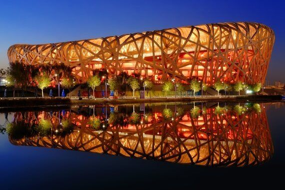 The Ten Most Amazing Sports Stadiums In The