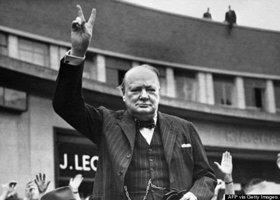 Winston Churchill Being On The £5 Note Is An Insult To British