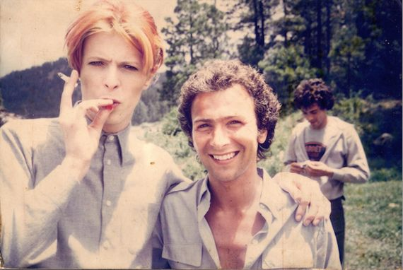 The Man Who Fell To Earth: Hair, Style & Bowie's Fear Of