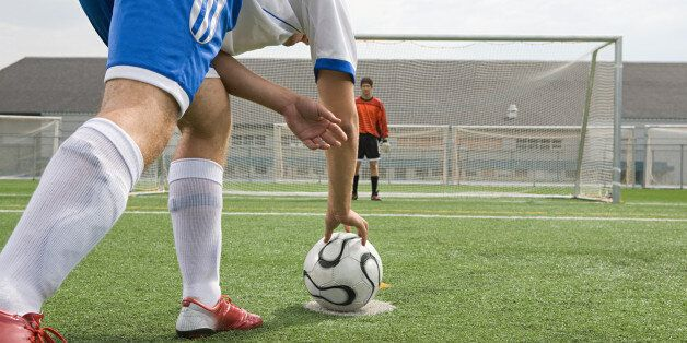 Men, Football And Therapy: A Trouble