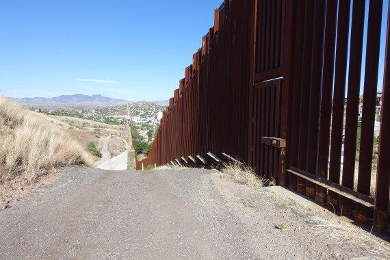 My Experience On The US-Mexico