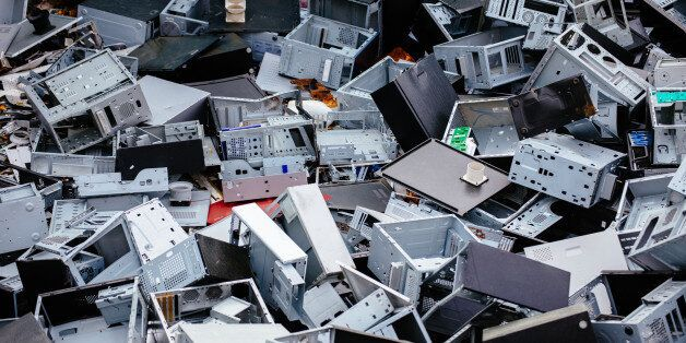 Why I Think We Should All Recycle LESS For Recycle