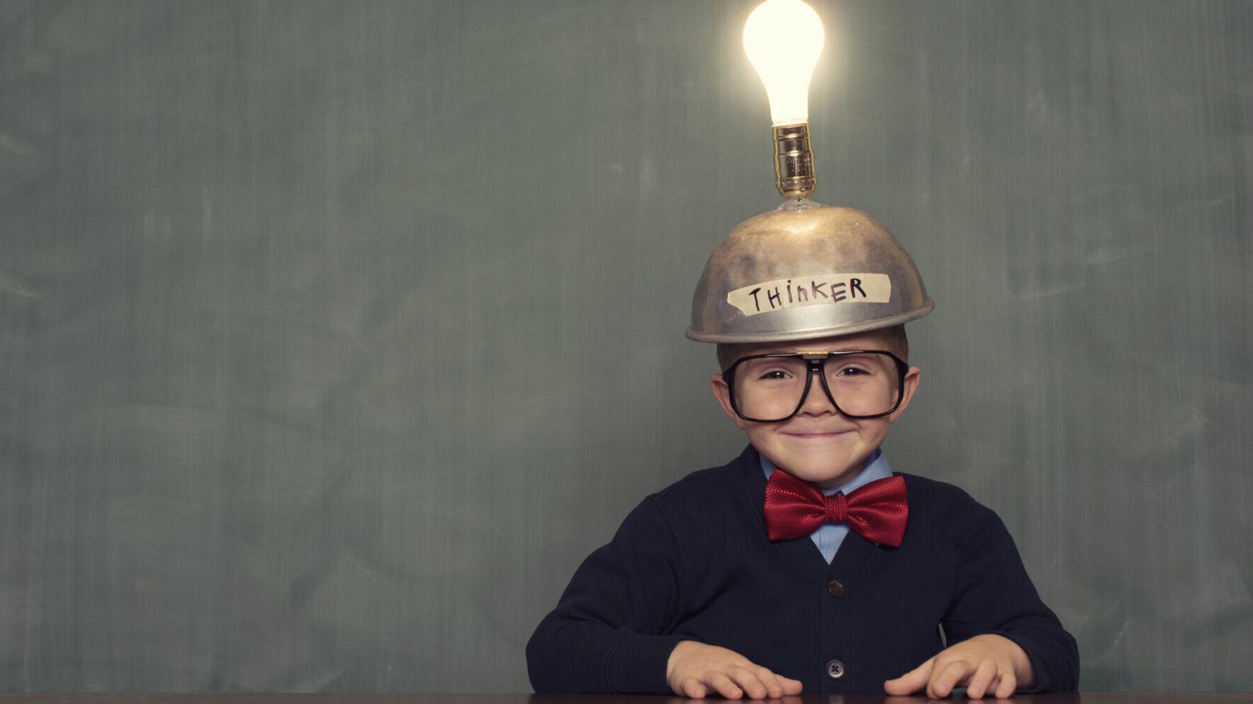 Обложка Strategic Thinking
