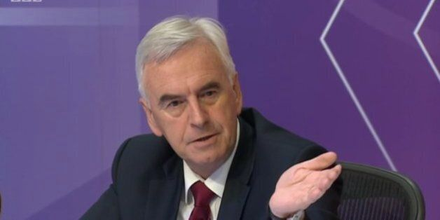 John McDonnell Triumphs During Question Time