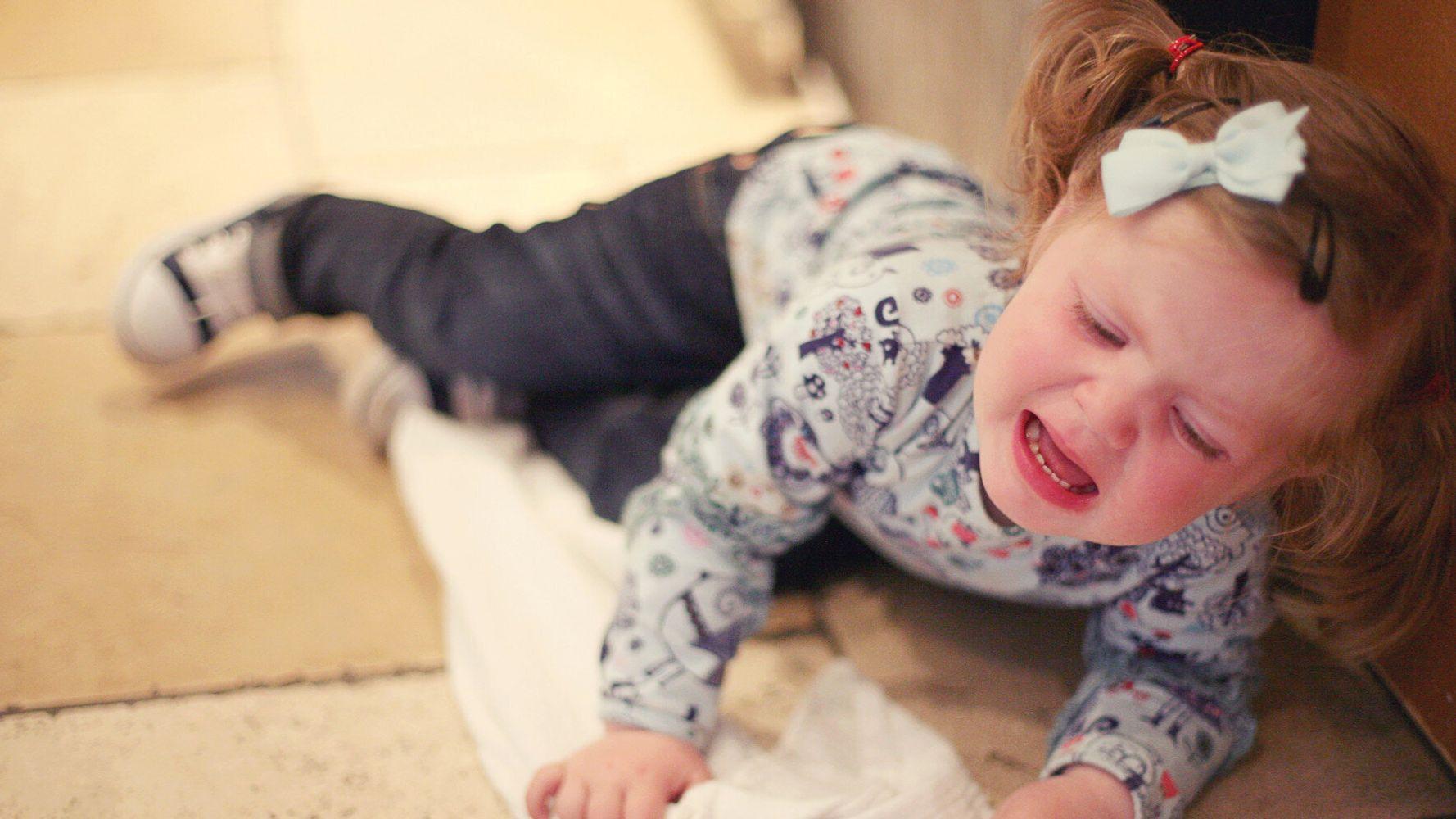 Tips For Toddler Tantrum Time