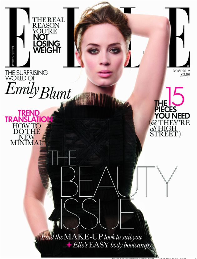 Emily Blunt: Meeting Barack Obama, Her Fear Of Bugs And Attitude To The Red Carpet In 'Elle'