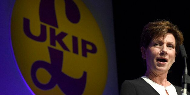 Ukip Elected Queen Of The South Diane James But It Needs King In The North Paul