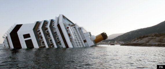 Costa Concordia: Three Dead, Many Missing, 25 Brits Rescued As Luxury Liner Runs Aground Off Italian