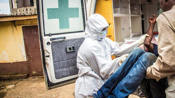 Ebola, One Year On: The Political Economy Of Life And
