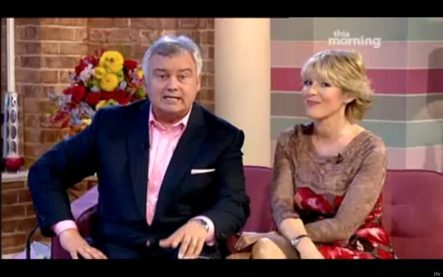 Samantha Brick Fights Beauty Backlash On ITV's This Morning (PICTURES,