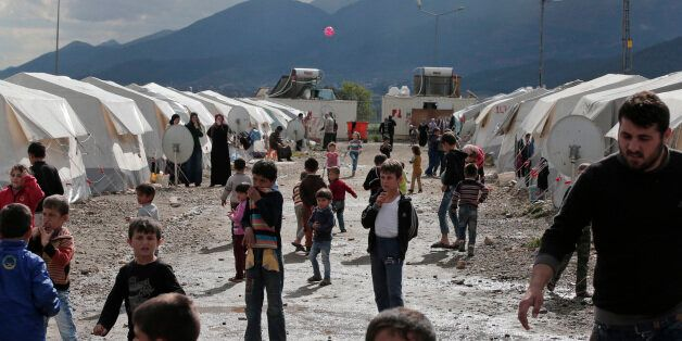 For Refugee Children, Education Cannot