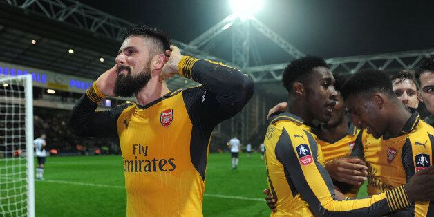 Why Olivier Giroud Has Often Been Underappreciated During His Time At