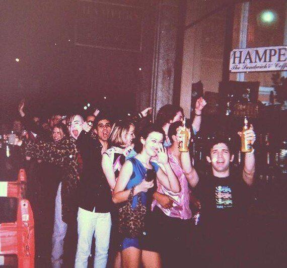 Unrepentant Nostalgia: Smashing, And Other Night-time