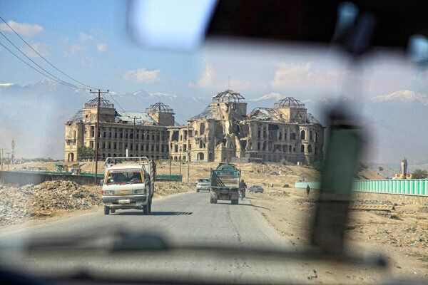 Diary from Kabul - A Message for Mr
