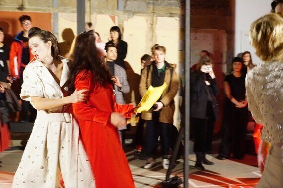 Fashion As A Tool For Expressing Identity And Sexuality - Art School Gets Personal At London Fashion...