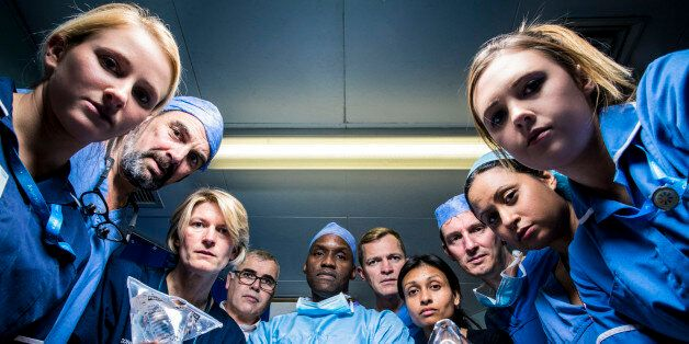 BBC Two's Hospital - The Uncomfortable