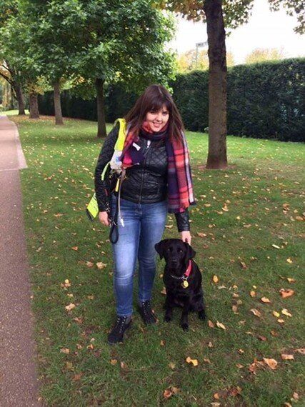 I Felt Degraded By A Taxi Driver Because Of My Guide Dog And Sadly I'm Not