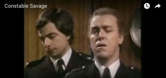 Prophetic Satire: Constable And PC