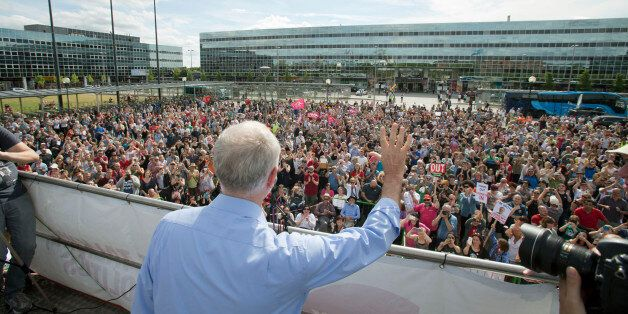 Can Corbyn Surprise Us By Uniting