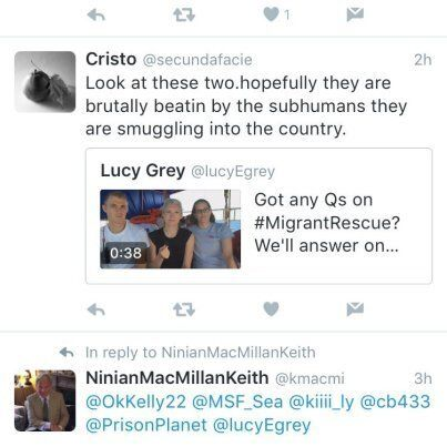Hate And Compassion On A Migrant Rescue Ship Near