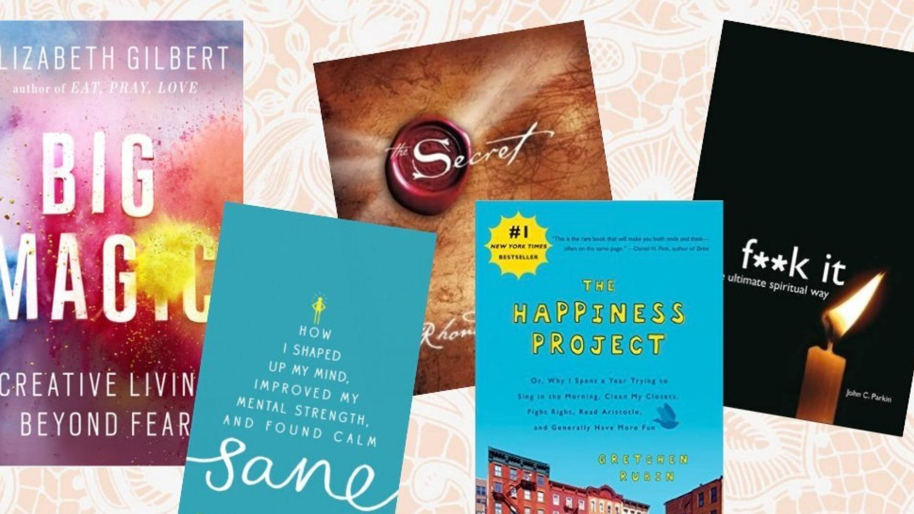 Five Books That Genuinely Improved My Happiness And Mental Health