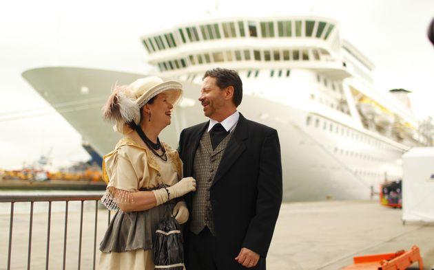 Titanic Centenary: Southampton To Remember The Dead