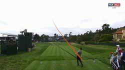 L'incroyable trou-en-un réussi par ce golfeur à l'US