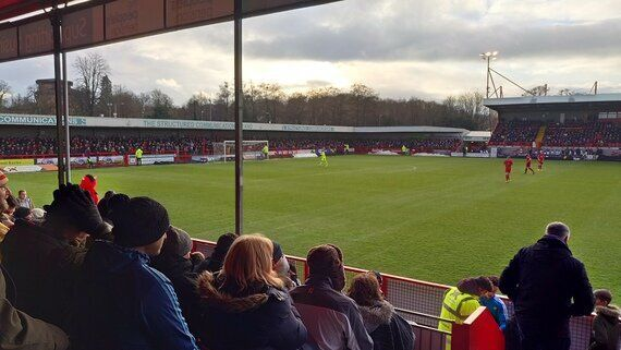 Crawley Town's 'Pay What You Can' Initiative Is A Breath of Fresh Blizzard