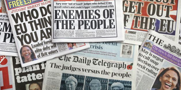 City University's Banning of the Mail, Express and Sun Is A Fascist
