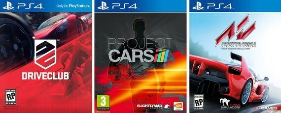 No Gran Turismo But Plenty Of PS4 Racing Games For Thrustmaster's New Mid-Price Wheel