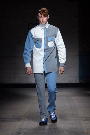 London Fashion Week Mens Gets Political - Designers Create Fashion Antidotes To Brexit And