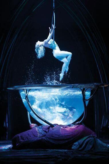 Review: Cirque du Soleil - Amaluna At The Royal Albert