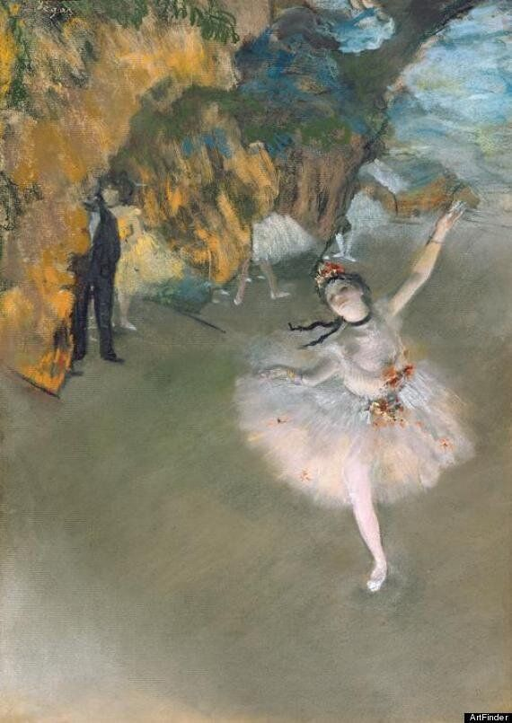 Artwork Of The Week: Degas' 'Titanic Painting', 'The