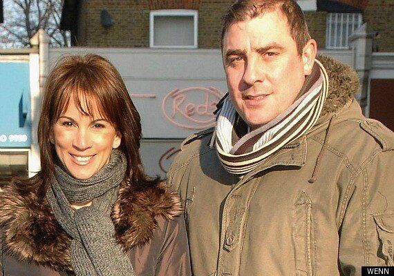 Andrea McLean's Second Marriage